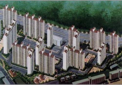 인덕원 삼성래미안아파트(1,314세대)